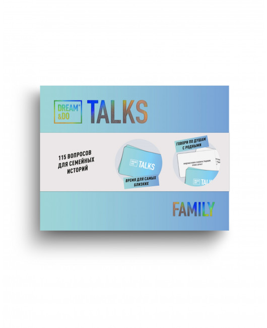 Игра семейная Dream&Do Talks Family Харьков