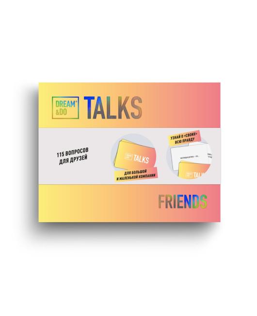 Игра для компании друзей Dream&Do Talks Friends Харьков
