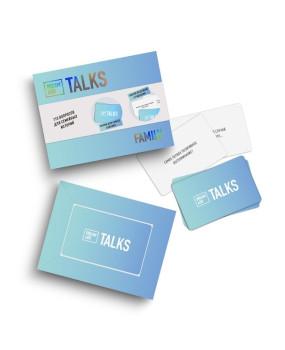 Игра-разговор Dream&Do Talks Family