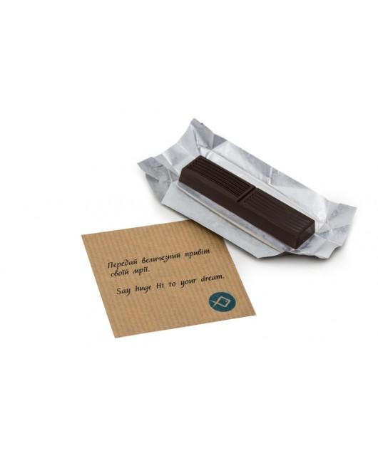 Шоколад с предсказаниями