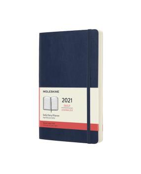 Ежедневник Moleskine 2021 - разные цвета