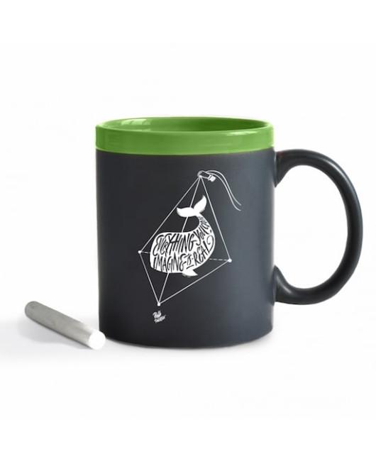 Чашка с мелом Харьков