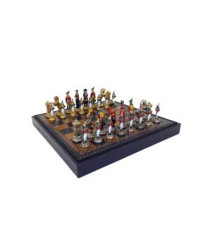 Набор ItalFama Наполеон шахматы + шашки + нарды