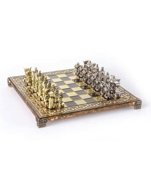 Шахматы Manopoulos Спартанский воин S16CMBRO