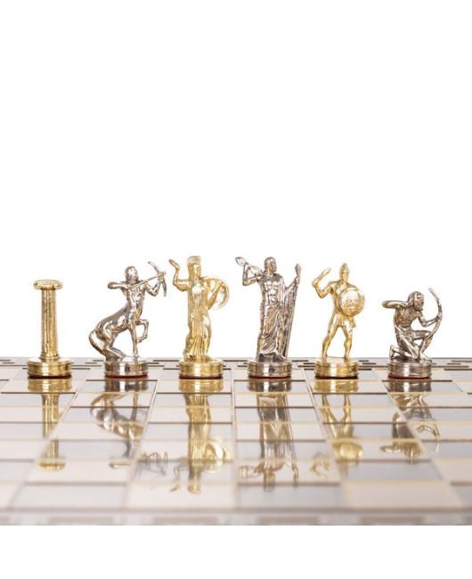 Подарочные шахмамы Manopoulos Спартанский воин S16CMBRO