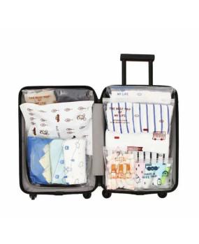 Набор пакетов для упаковки вещей Monopoly
