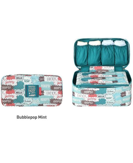 Косметичка для нижнего белья в чемодан