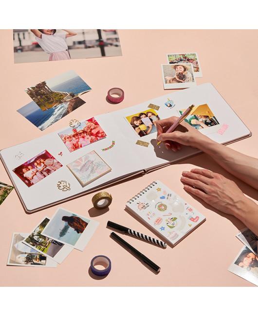 Подарочный набор фотоальбом и стикеры Украина