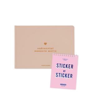 Набор Фотоальбом + Sticker book