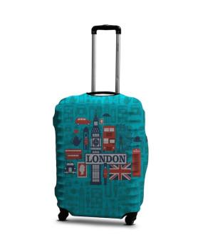 Чехол для чемодана LOVE LONDON