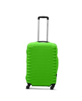 Чехол для чемодана - лайм