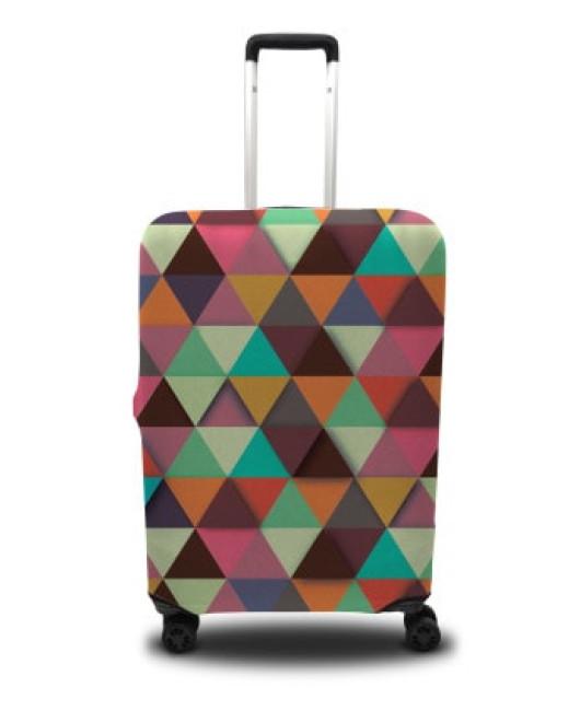 Чехол на чемодан 3d принт