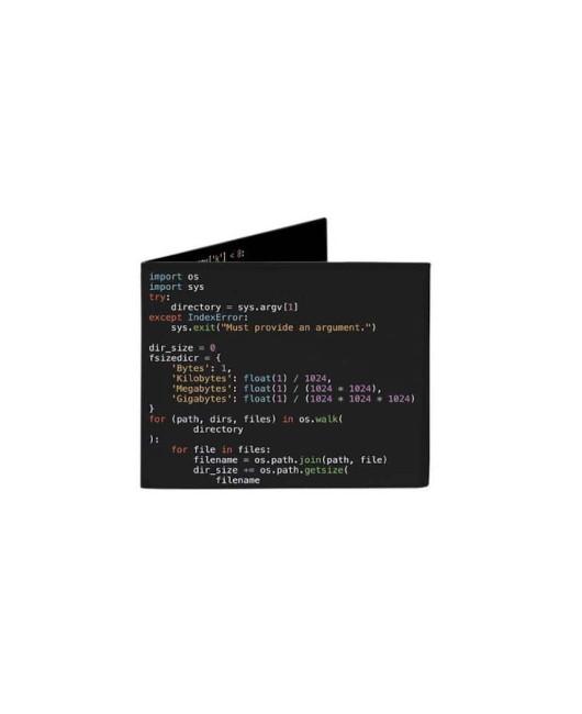 Кошелек с кодом Python