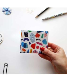 Кошелек Paper Ninja цветной