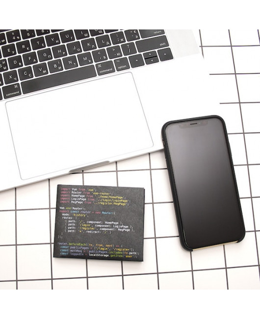 Подарок программисту кошелек Java Script