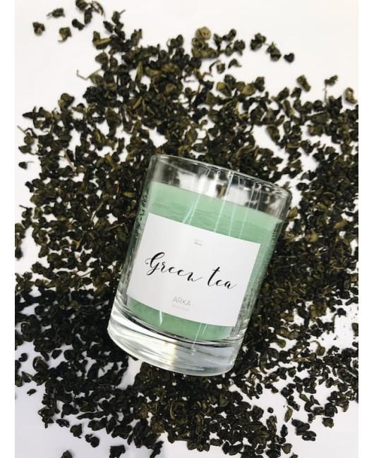 Ароматизированная свеча Green Tea