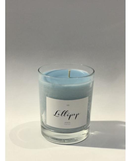 Ароматизированная свеча в стекле купить