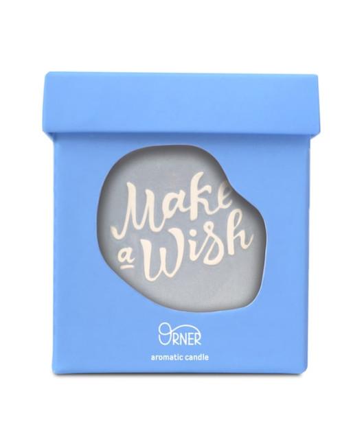Свеча orner Make a wish