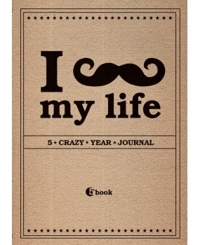 Пятибук I *** My Life: 5 Crazy Year Journal