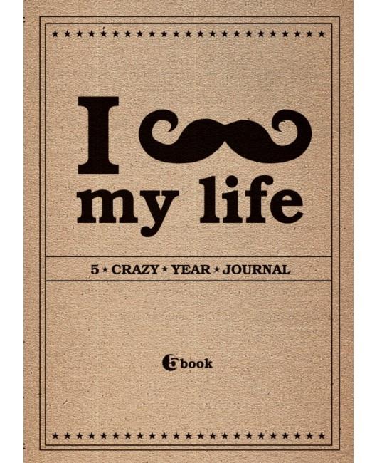 Пятибук I *** My Life: 5 Crazy Year Journal