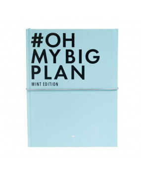 Планер OH MY BIG PLAN mint edition