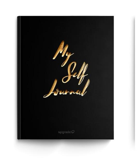 Блокнот с вопросами My Self Journal