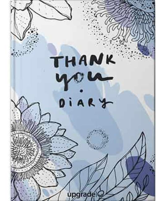 Thank You Diary блокнот