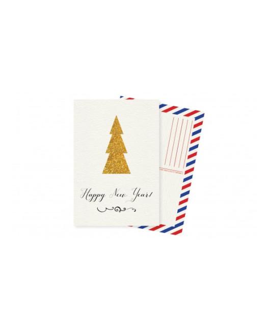 Красивые новогодние открытки Харьков