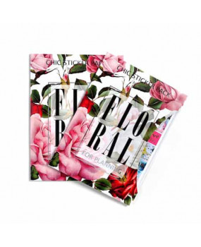 Набор наклеек CHIC STICKER PACK, FLORAL