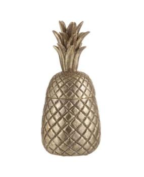 Фигура-шкатулка ананас