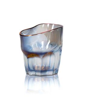 Пьяный голографический стакан для виски