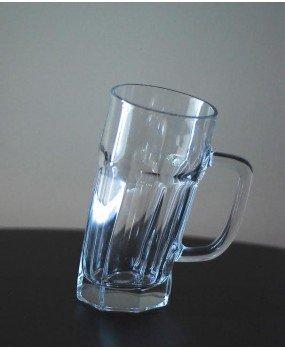 Пивной бокал пьяный