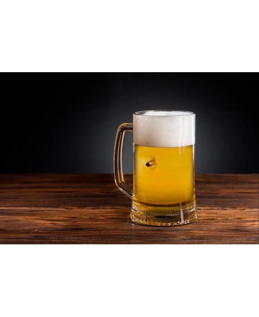 Бокал для пива с пулей купить