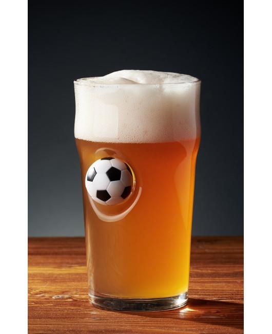 Бокал для пива футбольному фанату Украина