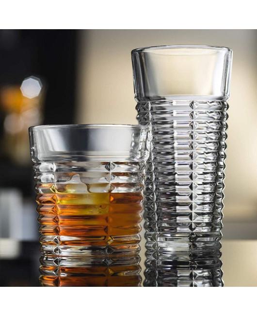 Красивый стакан для виски La Rochere TEMPO