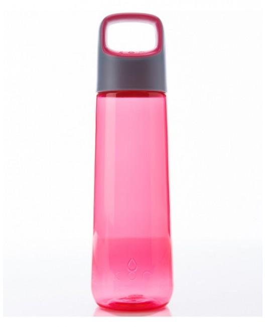 Розовая бутылка для воды Kor pink