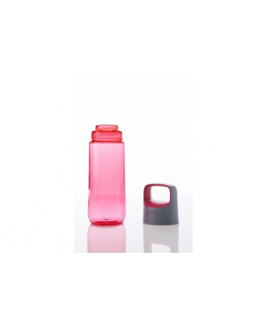 Эко бутылка для воды Kor pink