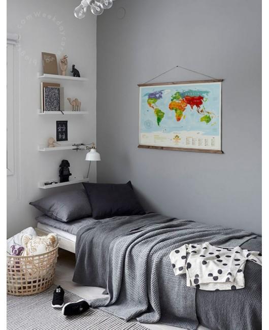 Интерактивная карта мира - достопримечательности