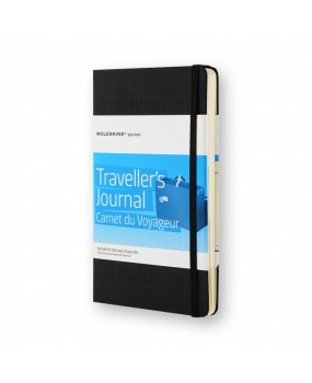 Блокнот Moleskine Passion Travel Journal средний черный