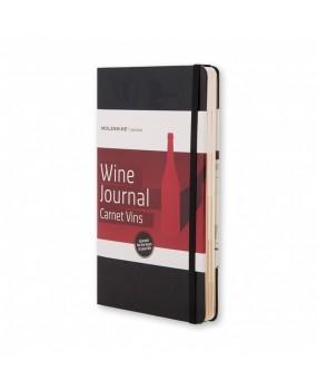 Блокнот Moleskine Passion Wine  Journal средний черный