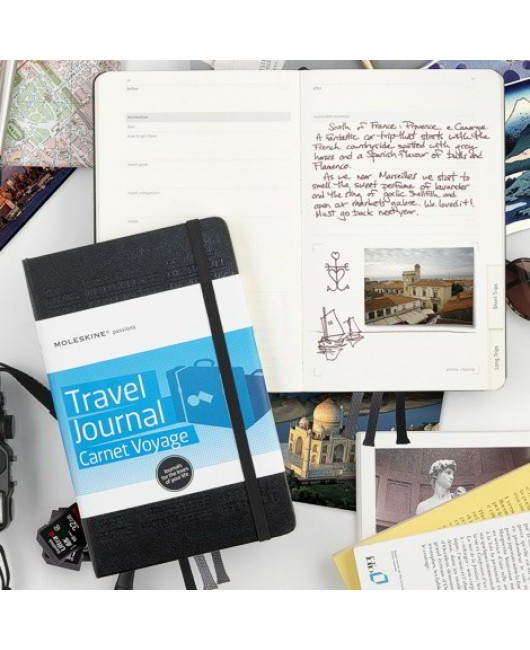 Moleskine Travel Journal Харьков