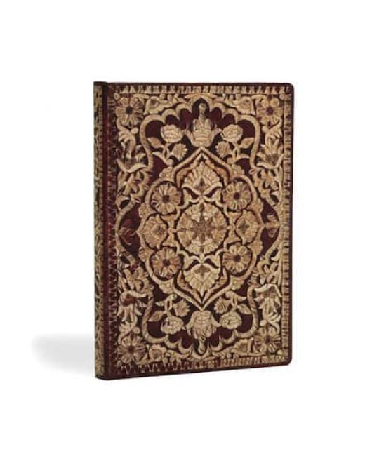 Блокнот Paperblanks - Роза, коллекция Расшитое великолепие