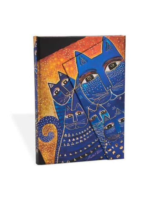Блокнот Paperblanks Фантастические коты Средний Харьков