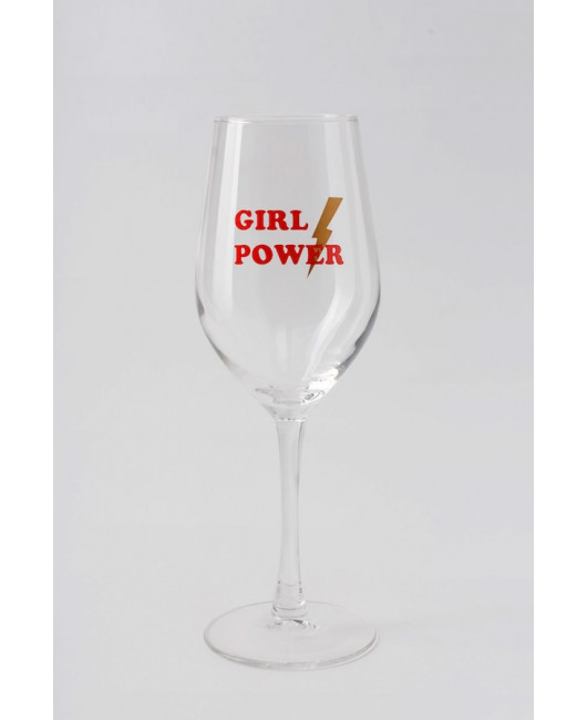 Бокал для вина Girl power Харьков
