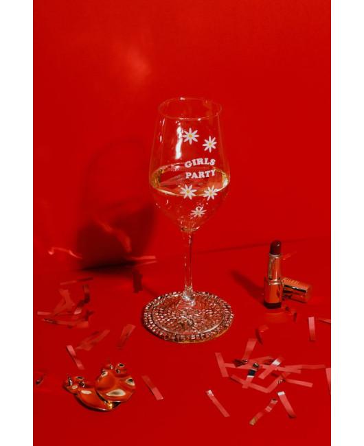 Бокал для вина подарочный Girls party