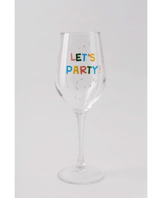 Бокал для вина Let's party Украина