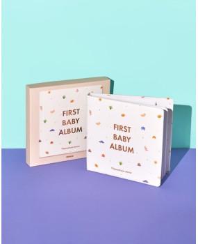 Фотоальбом FIRST BABY ALBUM