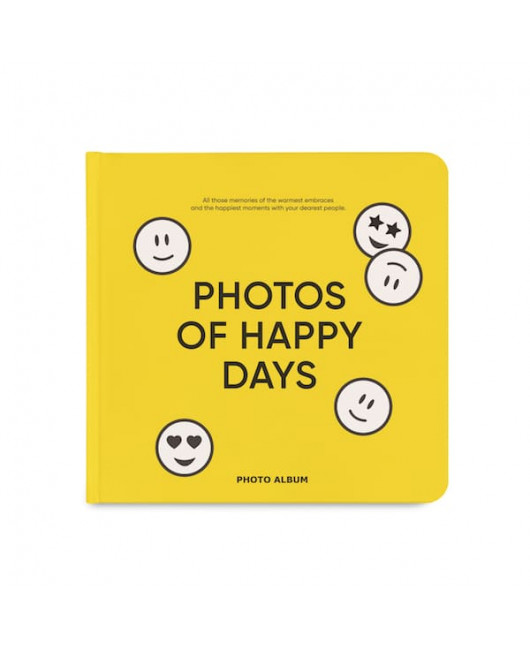 Фотоальбом яркий Photos of happy days Харьков