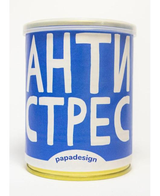 Чай в консервной банке Антистрес Харьков