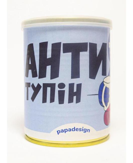 Прикольный чай в консерве АнтиТупін Харьков